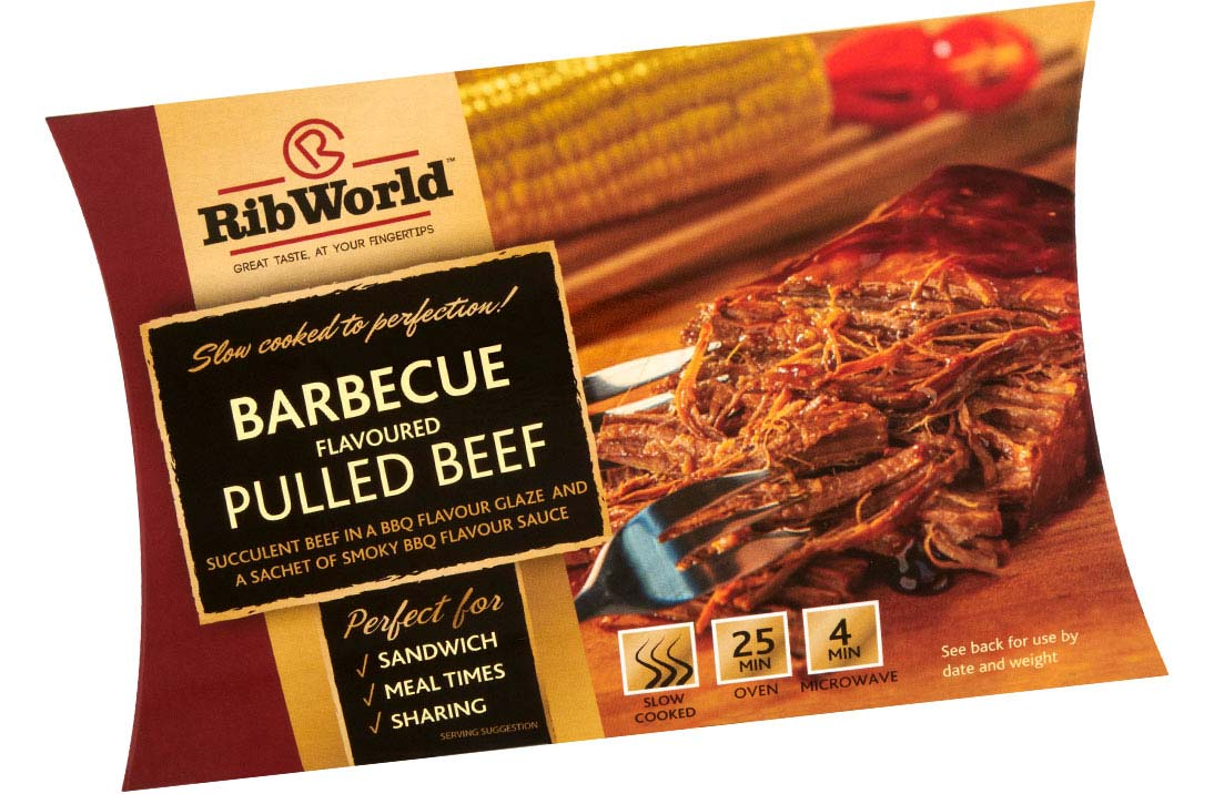 Smokey Barbecue Pulled Beef