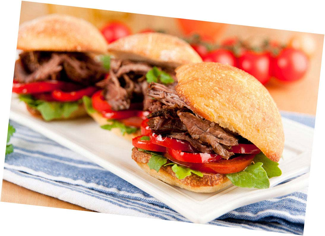 Business Product Pulled Beef Sliders