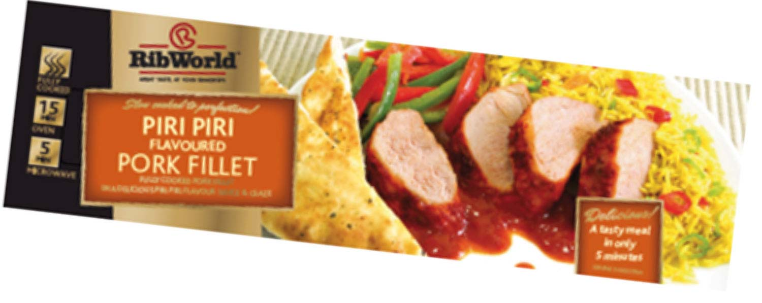 Piri Piri Flavoured Pork Fillet